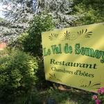 L'arrivée au Val de Semoy